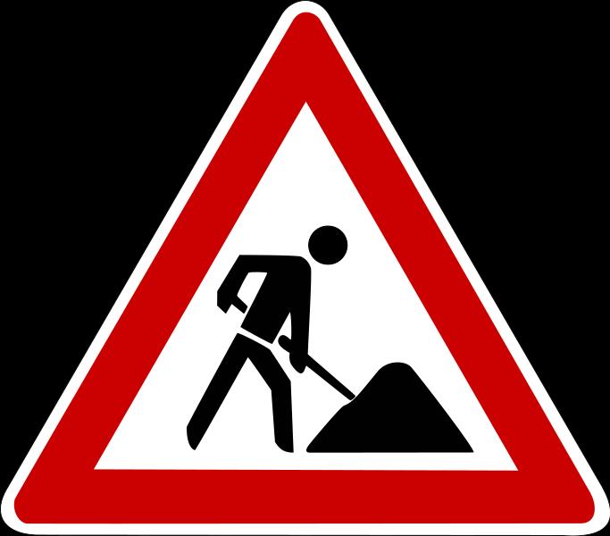 Bauarbeite