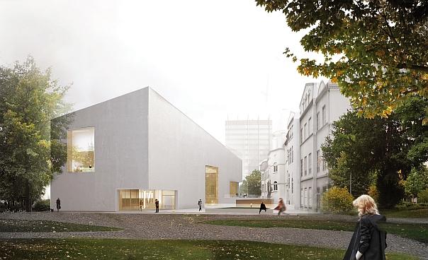 Jüdisches Museum Staab Überarbeitung