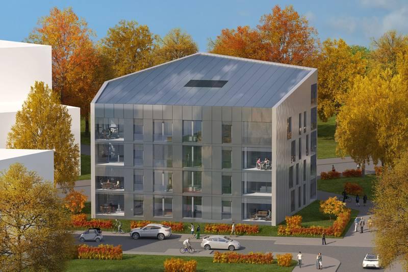 Aktivhaus Riedberg