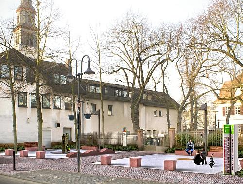 Platz Kita 27 Fechenheim
