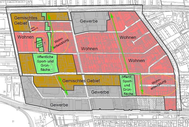 Entwicklungskonzept Griesheim