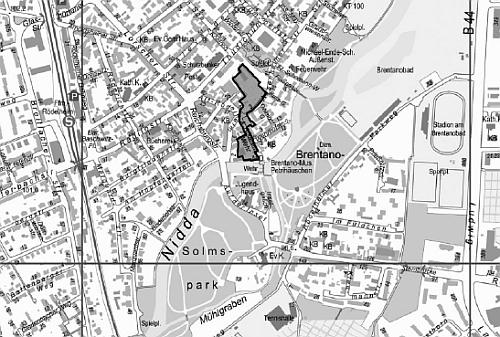 B-Plan Rödelheim